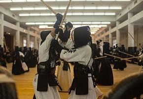 Искусство владения японским мечом