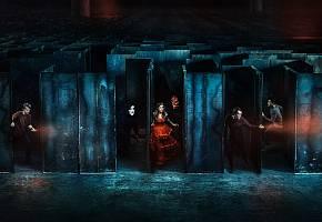 Перформанс-квест «Лабиринт Подземелье»